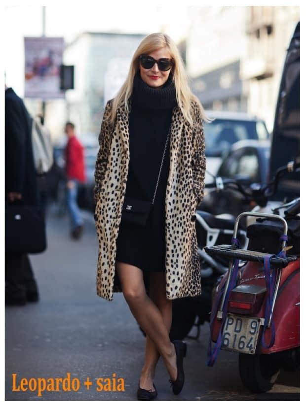 leopardo =saia