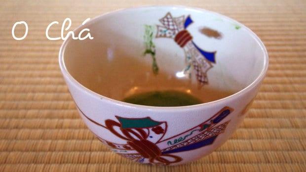 ritual do chá