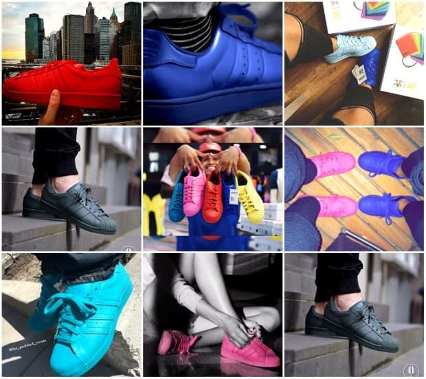 Adidas Superstar by Pharrel Willians