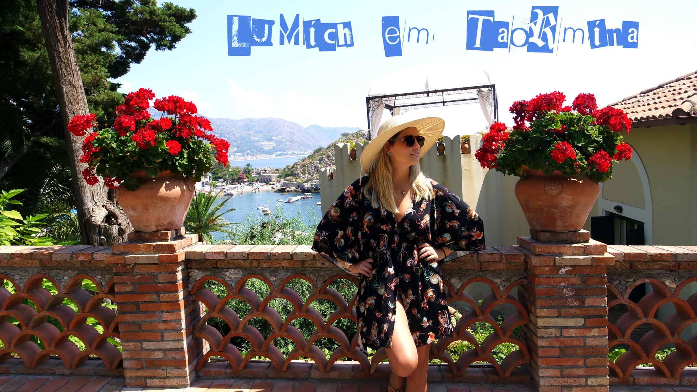 Taormina/ Sicília!