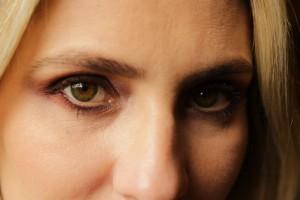 Olhos verdes!