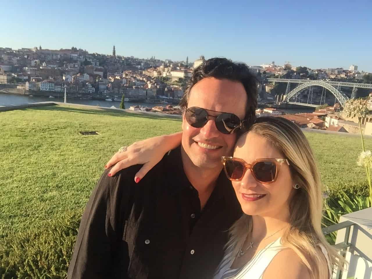 LuMich & Betinho em Portugal!