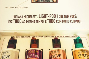Luciana Micheletti faz TUDO ao mesmo tempo.