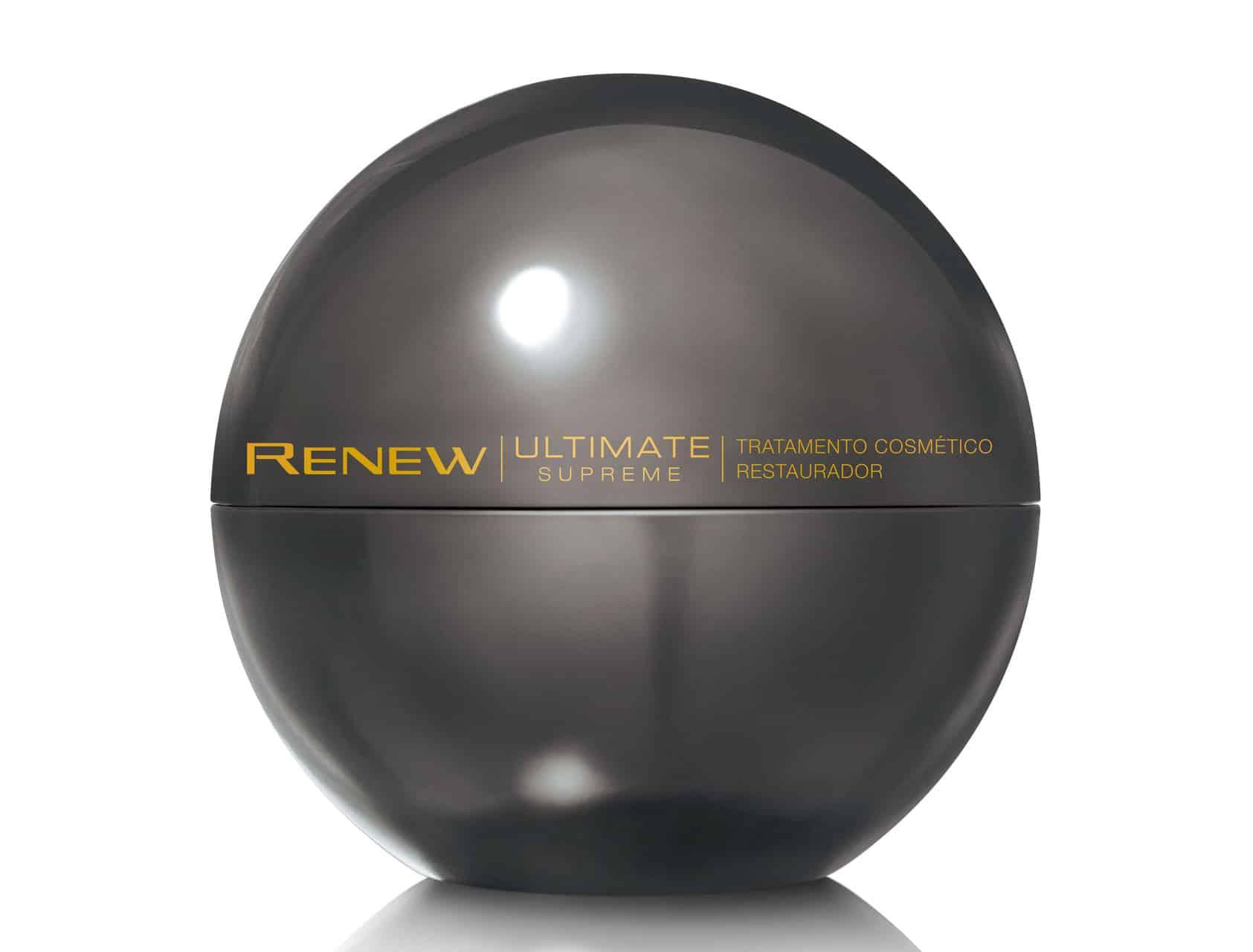 9a26f2810 Renew Ultimate Supreme é um tratamento cosmético restaurador indicado para  mulheres acima de 45 anos