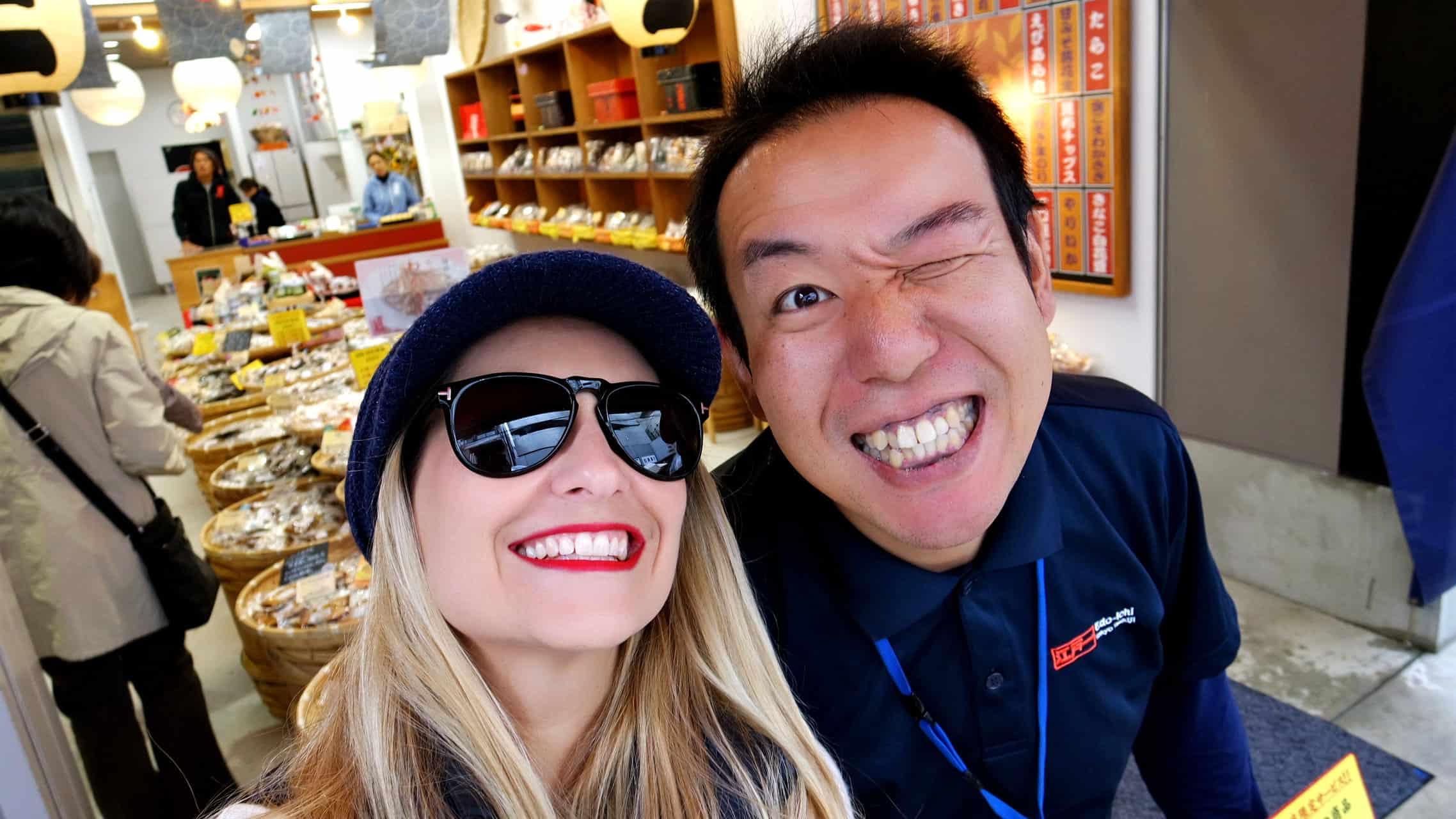 Tsukiji – o mercado de peixe japonês cc7da41af7