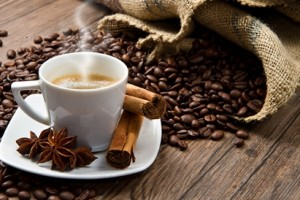 Café com leite!